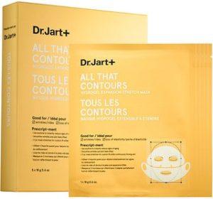 Las 10 mejores mascarillas de hoja (Sheet Masks) Dr. Jart+ + All That Contours Hydrogel by alejandra avila