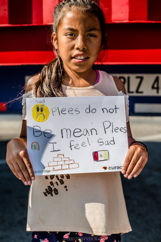 mi voz cuenta curacao niños camion inmigracion dibujo by tufashionpetite alejandra avila