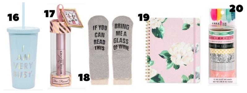 20 Ideas De Regalos Para Navidad A Menos De 15 Tu Fashion Petite